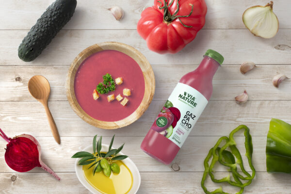 Gazpacho Via Nature Real Fresh
